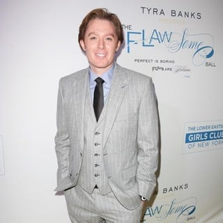 Clay Aiken in The Flawsome Ball for The Tyra Banks TZONE - clay-aiken-flawsome-ball-03