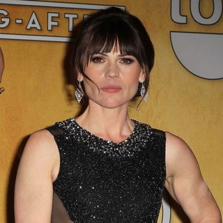 Clea DuVall in 19th Annual Screen Actors Guild Awards - Press Room