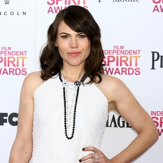 Clea DuVall in 2013 Film Independent Spirit Awards - Arrivals