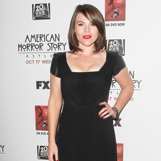 Clea DuVall in Premiere Screening of FX's American Horror Story: Asylum