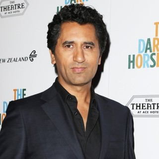 Cliff Curtis in Premiere of Broad Green Pictures' The Dark Horse - Arrivals