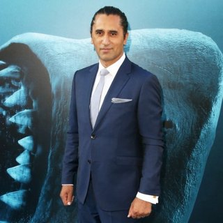 Cliff Curtis in Warner Bros. Pictures and Gravity Pictures' Premiere of The Meg