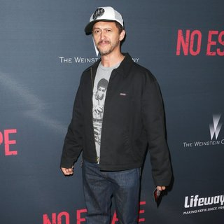 Clifton Collins Jr. in The Weinstein Company Presents Los Angeles Premiere of No Escape - Red Carpet Arrivals