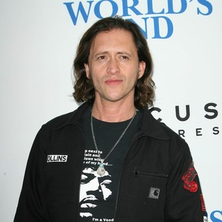Clifton Collins Jr. in The World's End Hollywood Premiere