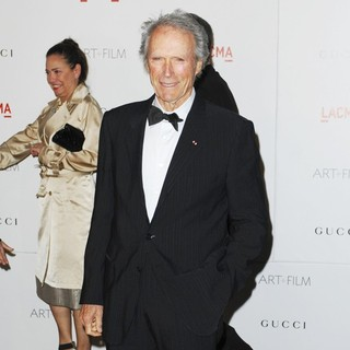 Clint Eastwood in LACMA's Art And Film Gala Honoring Clint Eastwood and John Baldessari