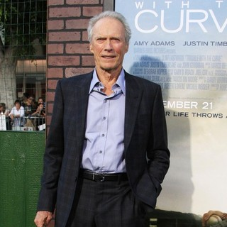 Clint Eastwood in The World Premiere of Trouble with the Curve
