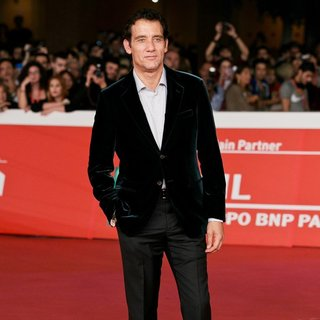 Clive Owen - The 9th Rome Film Festival - The Knick - Premiere