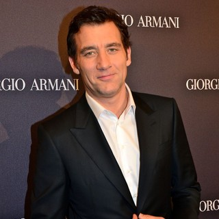 The Grand Opening of Giorgio Armani Store