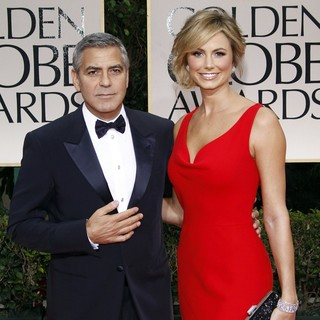 George Clooney - The 69th Annual Golden Globe Awards - Arrivals