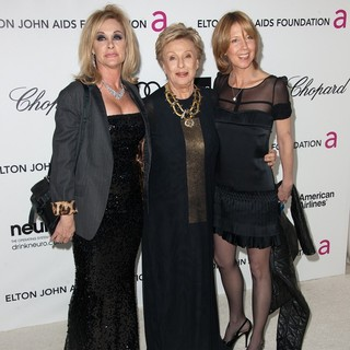 Cloris Leachman in The 20th Annual Elton John AIDS Foundation's Oscar Viewing Party - Arrivals