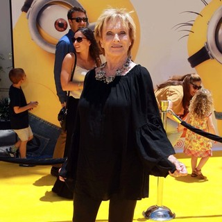 Cloris Leachman in Premiere of Universal Pictures' Despicable Me 2