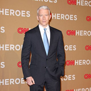 Anderson Cooper in 2010 CNN Heroes: An All-Star Tribute - Arrivals