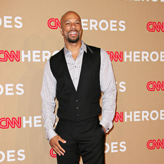 Common in 2010 CNN Heroes: An All-Star Tribute - Arrivals