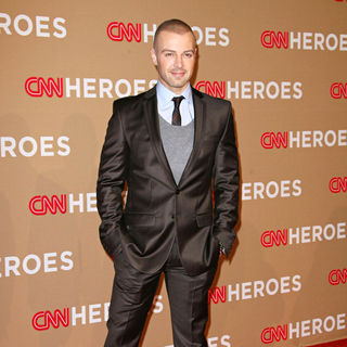 Joey Lawrence in 2010 CNN Heroes: An All-Star Tribute - Arrivals