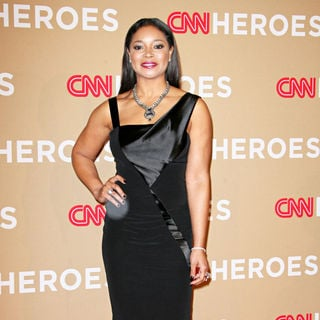 Tamala Jones in 2010 CNN Heroes: An All-Star Tribute - Arrivals