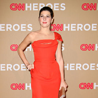 Marisa Tomei in 2010 CNN Heroes: An All-Star Tribute - Arrivals
