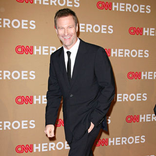 Aaron Eckhart in 2010 CNN Heroes: An All-Star Tribute - Arrivals