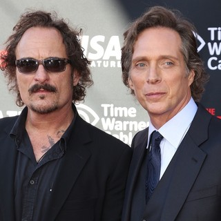 Kim Coates, William Fichtner in The World Premiere of Disney-Jerry Bruckheimer Films' The Lone Ranger