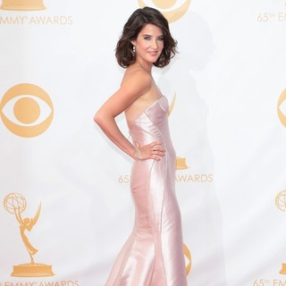 Cobie Smulders in 65th Annual Primetime Emmy Awards - Arrivals