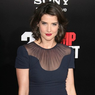 Cobie Smulders in Los Angeles Premiere of 21 Jump Street - Arrivals