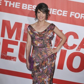 Cobie Smulders in American Reunion Los Angeles Premiere - Arrivals