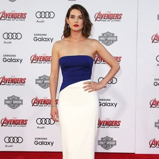 Cobie Smulders - Los Angeles Premiere of Marvel's Avengers: Age of Ultron - Arrivals