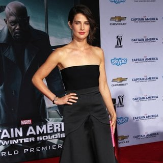 Cobie Smulders - Captain America: The Winter Soldier Los Angeles Premiere