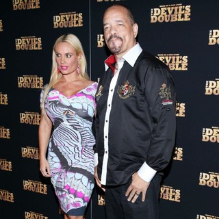 Ice-T in The New York Premiere of The Devil's Double - coco-ice-t-premiere-the-devil-s-double-01