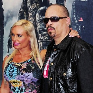 Ice-T in Dredd New York Screening - coco-ice-t-screening-dredd-01