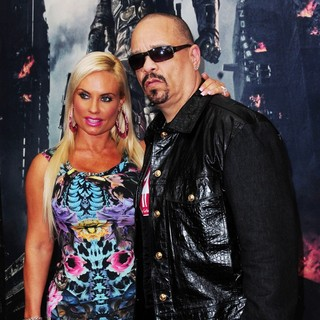 Ice-T - Dredd New York Screening