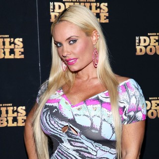 Coco in The New York Premiere of The Devil's Double