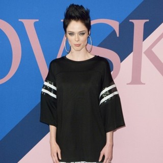 Coco Rocha in 2017 CFDA Awards - Red Carpet Arrivals