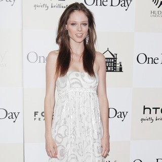 Coco Rocha in New York Premiere of One Day