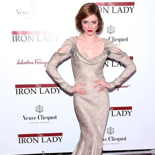 The New York Premiere of The Iron Lady