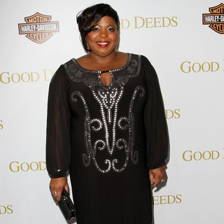 Cocoa Brown in Lionsgate's Good Deeds Premiere