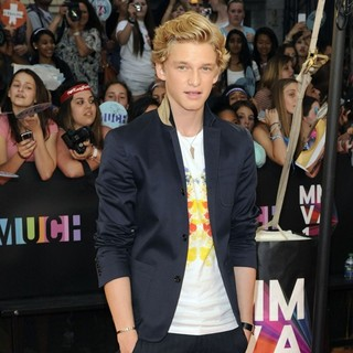 Cody Simpson in 2012 MuchMusic Video Awards - Arrivals