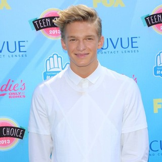 Cody Simpson in 2013 Teen Choice Awards