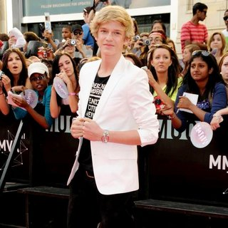Cody Simpson in 22nd Annual MuchMusic Video Awards - Arrivals