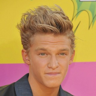 Cody Simpson in Nickelodeon's 26th Annual Kids' Choice Awards - Arrivals
