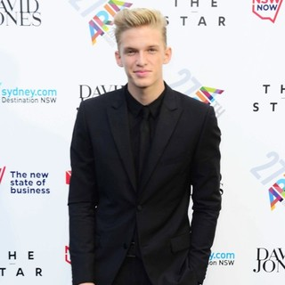 Cody Simpson in 27th ARIA Awards 2013 - Arrivals