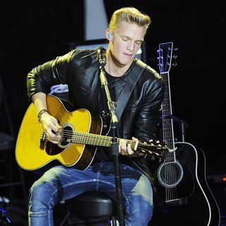 Cody Simpson Performs During The Acoustic Sessions Tour