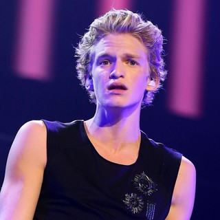 Cody Simpson in Cody Simpson Performing Live at The Grand Garden Arena
