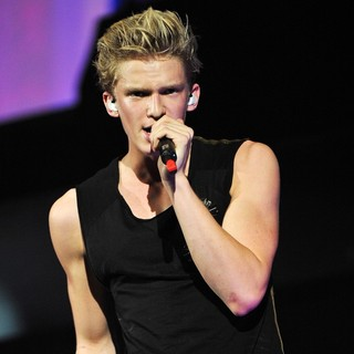 Cody Simpson in Cody Simpson Performs Live in Concert on The Believe Tour