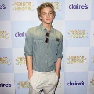 Cody Simpson in Relativity Media Presents The Los Angeles Premiere of Mirror Mirror - Arrivals