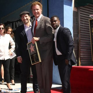 Will Ferrell Walk of Fame Star Ceremony
