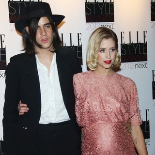 Thomas Cohen, Peaches Geldof in The Elle Style Awards 2013 - Arrivals