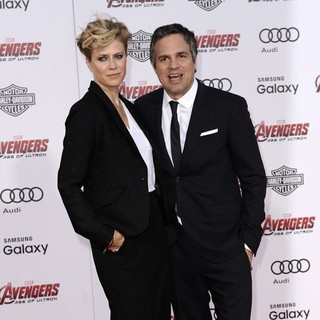 Mark Ruffalo - Los Angeles Premiere of Marvel's Avengers: Age of Ultron - Arrivals