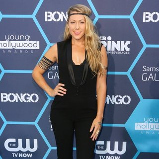 Colbie Caillat in The 16th Annual Young Hollywood Awards - Arrivals