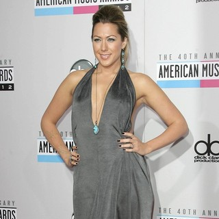 Colbie Caillat in The 40th Anniversary American Music Awards - Arrivals