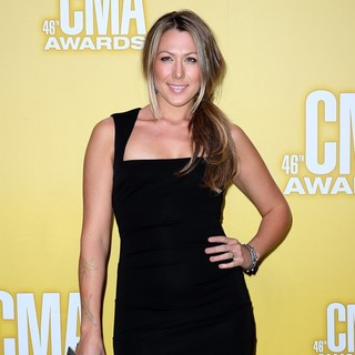 Colbie Caillat in 46th Annual CMA Awards